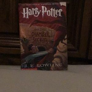 Other - Harry Potter and the chamber of secrets